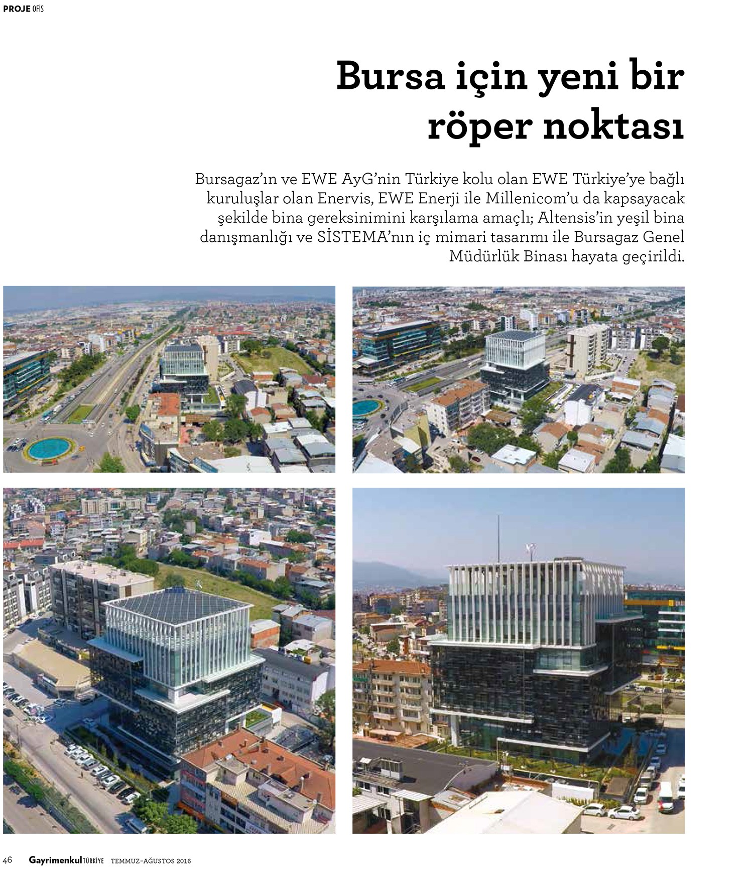 A new landmark for Bursa