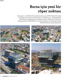 A new landmark for Bursa