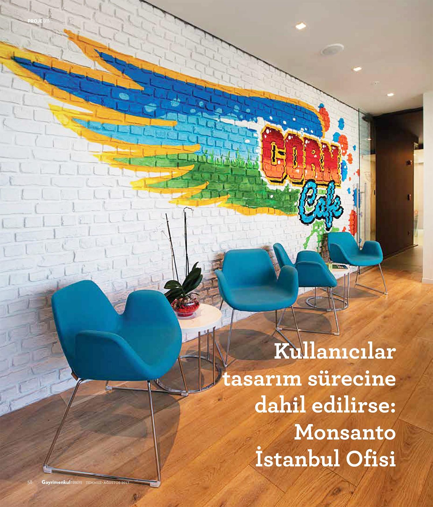 Monsanto İstanbul Office